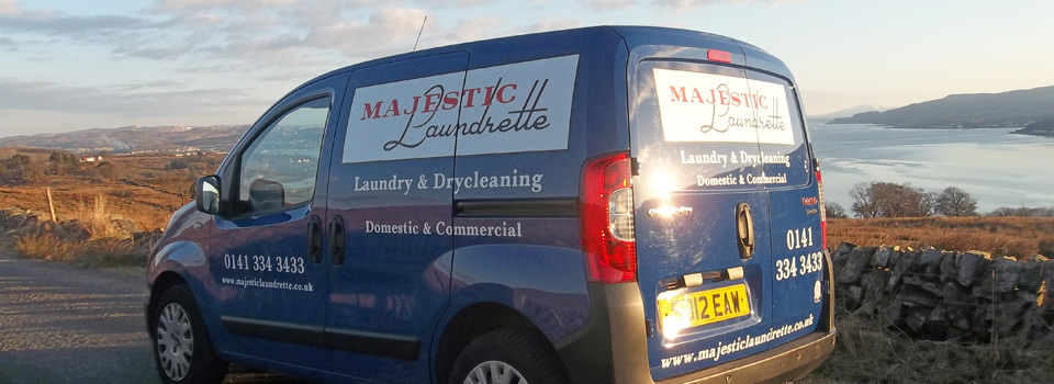 Dry Cleaning Glasgow | Laundrette Glasgow | Majestic Laundrette